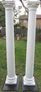 Decorative Plaster Columns Avalon Pittwater Area Preview