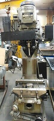 Southwestern Industries Trak Cnc 2 Z Axis Motor. Includes Pulley On Shaft