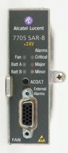 Alcatel-lucent 7705 Sar-8 12v 0.73a Fan 3he02778baac01 Ipucasrfaa