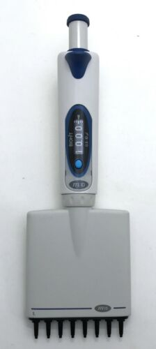 Biohit mLine Multi Channel Pipette with Calibration Kit 0.5 -10µL | Calibrated