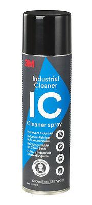 3M Industriereiniger Spray Reiniger Cleaner 500 ml Limonenbasis  - 3m Spray