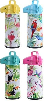 1.9 Litre Airpot. Bright Coloured Pump Action Insulated Hot Water Flask Air Pot Hot Water Airpot