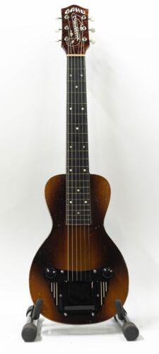 Oahu Tonemaster Lap Steel Guitar with OHSC #1117X - Vintage