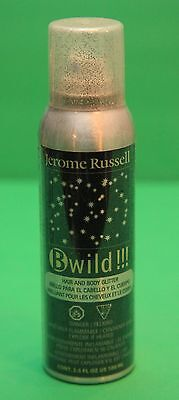 jerome russell hair and body glitter gold and - Hair Spray Glitter