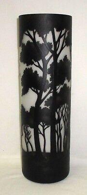 15 inch Galle modern vase