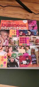 Australian Business Statistics UTS textbook