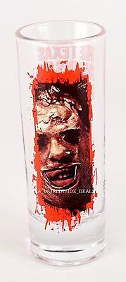 New Universal Halloween Horror Nights HHN 26 Texas Chainsaw Massacre Shot Glass