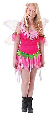 ostüm, Halloween Kostüm, im Alter von 10-15 #DE (Flower Fairy Kostüm)