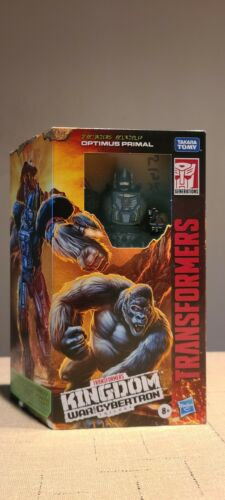 Transformers: War for Cybertron - Kingdom Voyager Optimus Primal (WFC-K8)