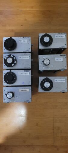 Trilithic Tunable Bandpass Filter, 5VF110/220-3-75-XX
