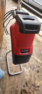 Einhell GC-KS 2540 Electric garden Shredder - Black/Red