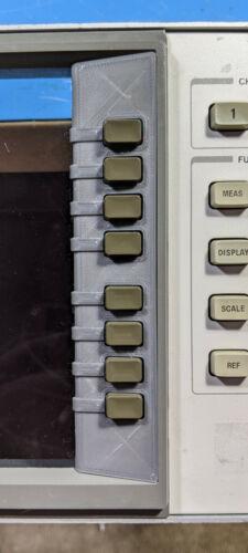 HP 8757C Spectrum Analyzer Compatible 3d Printed Soft Button Bezel/Cover