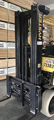 Hyster Yale Forklift Mast 3 Stage 189 Lift Height Class 2 Read Description