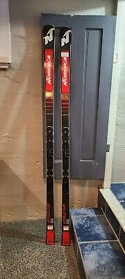 Used once 2018 156 SL Nordica Doberman World Cup with Marker Comp 14/'s
