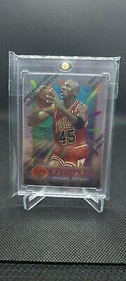 1994 Topps Finest Michael Jordan Protective Coating #331