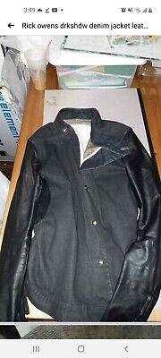 Rick Owens Drkshdw Jacket worn 4 times