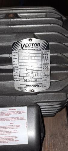 Baldor ZDM3774T Vector Drive Motor