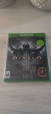 Diablo III: Ultimate Evil Edition Xbox One Brand New*Read Description!* for sale  Shipping to Nigeria
