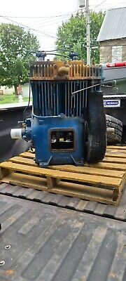 Quincy Compressor 390 Used