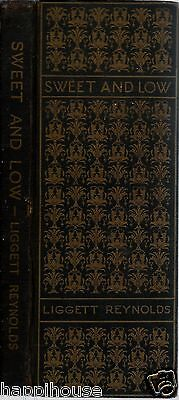 Sweet   Low 1926 Liggett Reynolds   Smashing Indictment Of Younger Generation