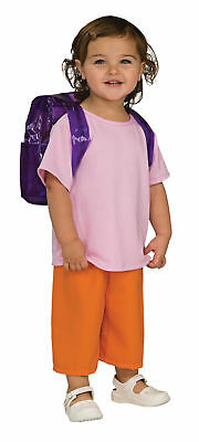 Cute Costumes For Babies (Dora Deluxe Cute Baby Child Girl Costume For Christmas Tv Characters Dora)