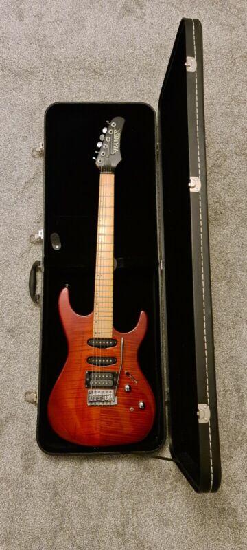 Hamer Slammer Series Electric Guitar - Made in Korea - with Case, tuner