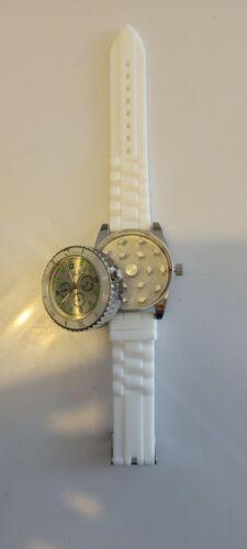 Dried Tobacco Grinder Watch Herb Spice Crusher Working Wrist Watch Dual Purpose