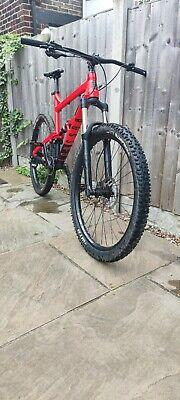 Calibre Bossnut XL full suspensionmen's mountain bike