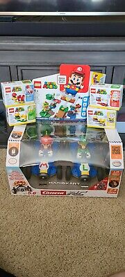 LEGO Super Mario Starter Course 71360 *New with BONUS* in Hand *Ships Now*