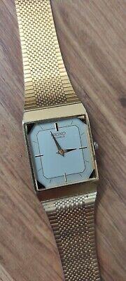 RARE, UNIQUE VINTAGE Men's Watch SEIKO 5Y00-5040