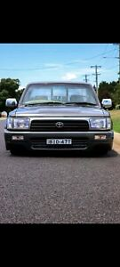 Bagged 94 hilux minitruck. Fully engineered. Mitchell Bathurst City Preview