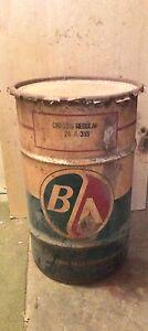 Antique B/A barrel