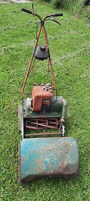 Suffolk 25A Cylinder mower Super Colt?
