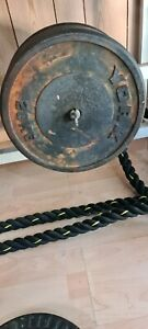 4 x 20kg weight plates