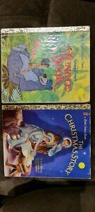 A Little Golden Books various titles