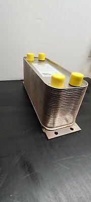 New Atlas Copco Air Compressor Oil Cooler Cb30-50h 3288006343. Alfa Laval