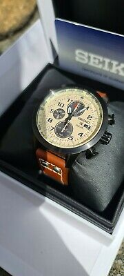 Seiko SSC425P1 Prospex Solar watch