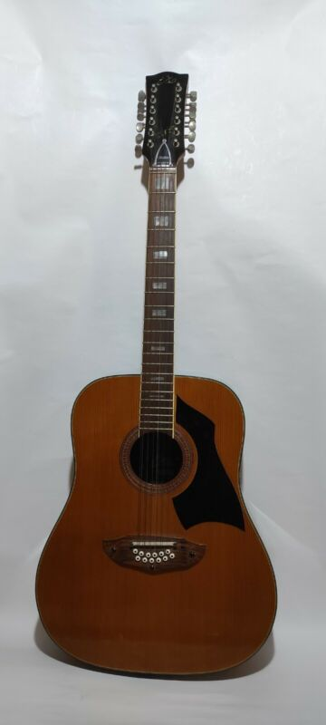 EKO Guitar Rio Bravo 12 Strings - 1978