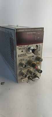 Tektronix Pg506a Calibration Generator Plug-in Module Free Shipping