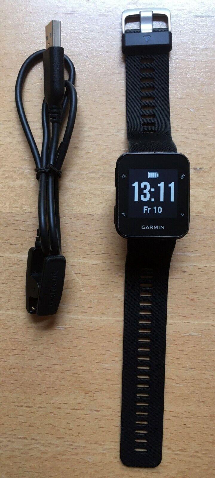 Garmin forerunner 35 GPS-Laufuhr, Herzfrequenzmessung am Handgelenk