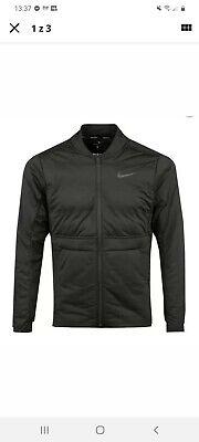 Nike AEROLOFT Golf Jacket Size M Vgc