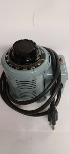 Powerstat Variable Transformer Superior Electric Model: 3PN116C
