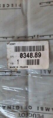 Brand new genuine Citroen gasket intake exhaust manifold 0348.89