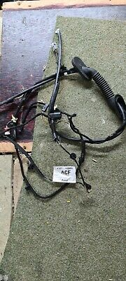 FORD FOCUS ST RS MK3 BOOT WIRING LOOM F1ET-14D466