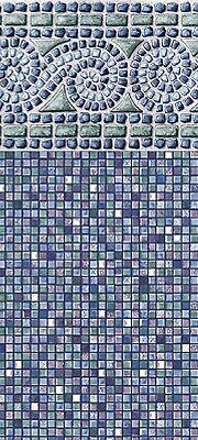 48' Beaded Pool Liner - 28' x 48
