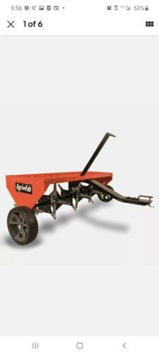 "Agri Fab 48"" Tow Behind Plug Aerator 45 0299"