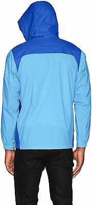 Columbia Men's Glennaker Lake Front-Zip Rain Jacket W/ Hidea