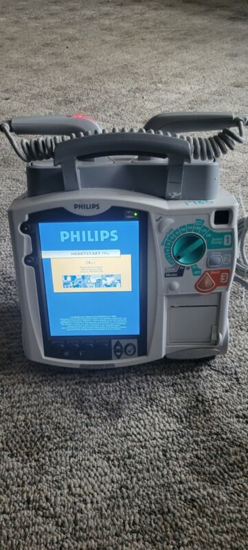Philips Heartstart MRX M3535A Defib with paddle