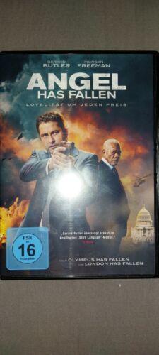 Angel Has Fallen - (Gerard Butler + Morgan Freeman) # DVD-NEU