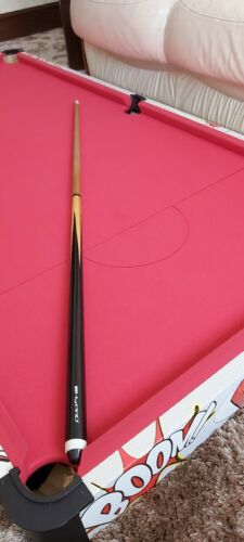 Wooden Snooker/Pool Cues Stick 4ft and chock